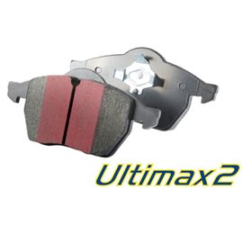 EBC BRAKES ULTIMAX 2