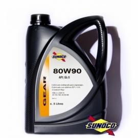 SUNOCO GEAR GL-5 80W90