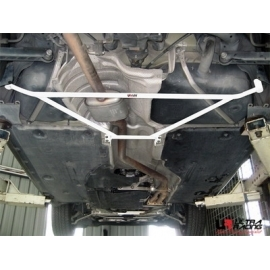 BMW 1 04-11 E87 (120i) 2.0 UltraRacing Rear Member Brace