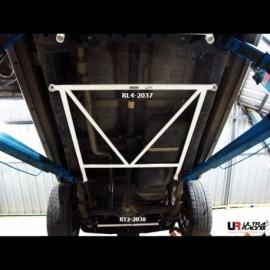 Isuzu D-Max 2.5D 11+ UltraRacing 4P Rear Lower Brace 2037