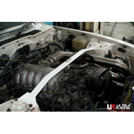 Nissan 280ZX 79-83 UltraRacing 2-Point Front Upper Strutbar