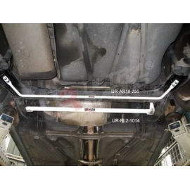 VW Golf 2/3 UltraRacing 2-Point Rear Lower Tiebar 1014
