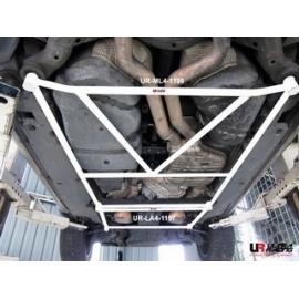 VW Touareg 5.0 V10 02+ UltraRacing 4-Point Mid Lower H-Brace