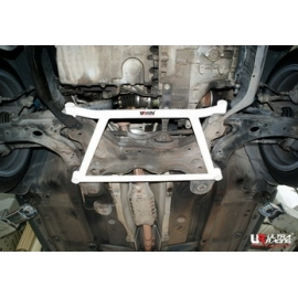 VW Golf 4 97-06 (1.8) UltraRacing 4-Point Front H-Brace 1271