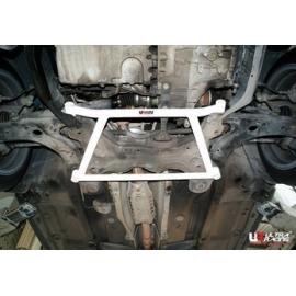 VW Golf 4 97-06 (1.8) UltraRacing 4-Point Front H-Brace 1271