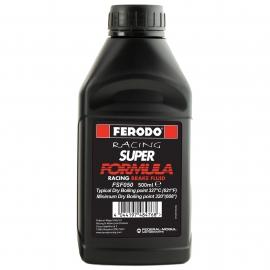 LIQUIDO FRENO FERODO SUPERFORMULA RACING BRAKE FLUID 327º 500ML