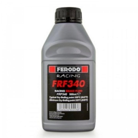 LIQUIDO FRENO FERODO RACING FRF340 BRAKE FLUID 339º 500ML