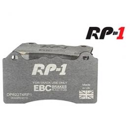 DP8001RP1 Pastillas de freno EBC BRAKES RACING RP-1