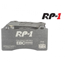 DP8008RP1 Pastillas de freno EBC BRAKES RACING RP-1