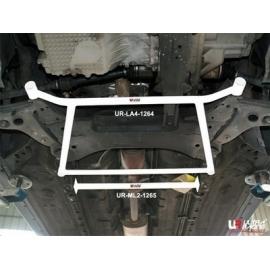 Chery A5 06+ UltraRacing 2-Point Mid Lower Brace