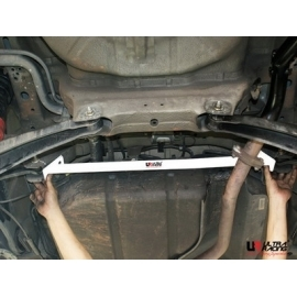Chery A5 06+ UltraRacing 2-Point Rear Lower Bar 1268