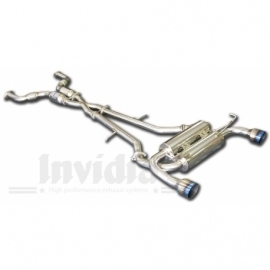 Infiniti FX35/37/50 ( S51 ) Gemini Cat-back exhaust