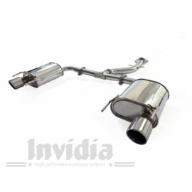 IS250/220 06/- Axle-back exhaust Q300tl-S