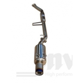 180/200SX S13 89/94 Cat-back exhaust G200-Ti