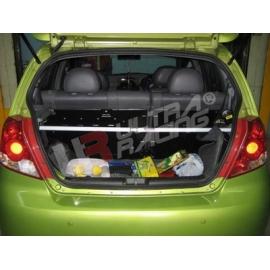 Chevrolet Aveo UltraRacing 2-Point Rear Upper Strutbar