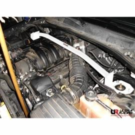 Chrysler 300C V6 05-10 UltraRacing 2P Front Upper Strut Bar