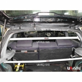 Fiat Bravo 1.8 95-01 UltraRacing 2-Point Rear Upper Strutbar