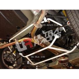 Honda Accord 03-08 4D (CL7) UltraRacing Rear Sway Bar 19mm