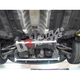 Hyundai Accent 06+ / Kia Rio 1.4 Ultra-R Rear Lower Bar 472