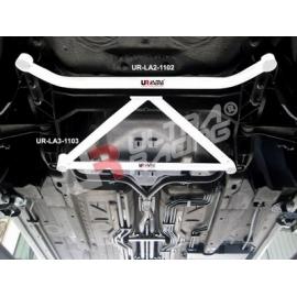 Porsche Boxster (986) UltraRacing 4-Point Front H-Brace