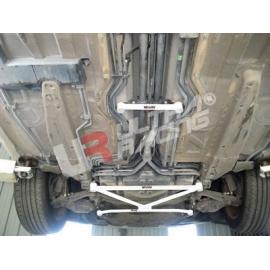 Porsche Boxster (986) UltraRacing 2-Point Mid Lower H-Brace