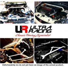 Porsche 911/Cayman 05-11 +Turbo Ultra-R Front Upper Strutbar