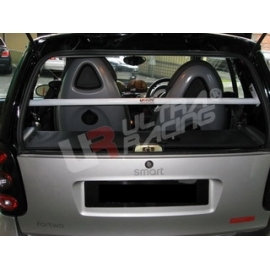 Smart Fortwo 450 98-07 Softtop UltraRacing C-Pillar Rear Bar