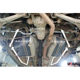 Ssangyong Actyon 06-11 2.0D Ultra-R Rear Sway Bar 19mm