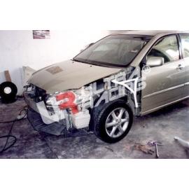 Toyota Altis/Corolla E12 01+ Ultra-R 3-Point Fender Brackets