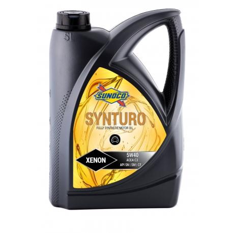 SUNOCO SYNTURO XENON 5W40