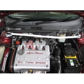 Alfa Romeo 147 UltraRacing 2-Point Front Upper Strutbar