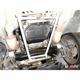 Chrysler 300C V6 05-10 UltraRacing 4P Front Lower Brace