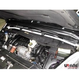 Citroen C4 Picasso 06+ Ultra-R 4-Point Front Upper Strutbar