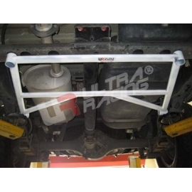 Isuzu D-Max 2.5D Auto UltraRacing 4-Point Rear Brace 690