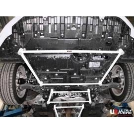 Lexus CT200H / Prius XW30 Ultra-R 4-Point Front H-Brace 1625
