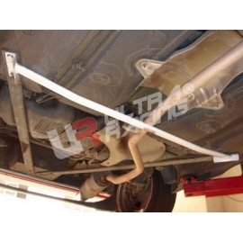 Peugeot 206 1.6 UltraRacing 2-Point Rear Lower Tiebar