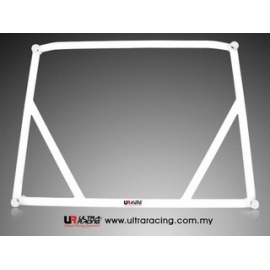 Impreza STI 01-07 GD UltraR 4-Point Front H-Brace Manual 343