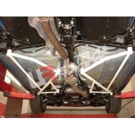 Impreza STI 00-07 GD UltraRacing 2x 4-Point Floor/Side Bars