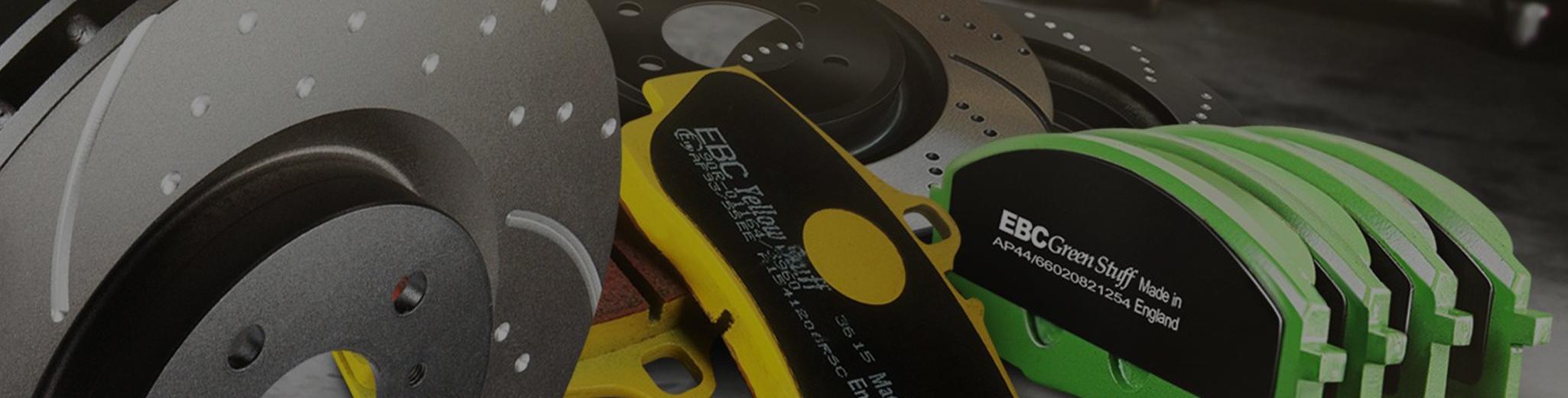 EBC Frenos - Pastillas, Discos, Componentes de frenada